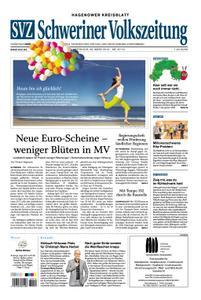 Schweriner Volkszeitung Hagenower Kreisblatt - 20. März 2019