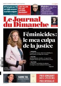 Le Journal du Dimanche - 17 novembre 2019