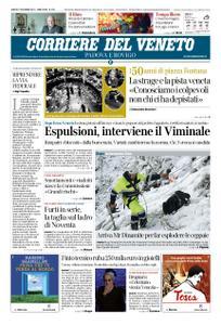 Corriere del Veneto Padova e Rovigo – 07 dicembre 2019