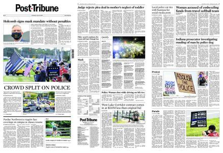 Post-Tribune – July 25, 2020