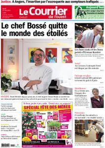 Le Courrier de l'Ouest Cholet – 21 mai 2019