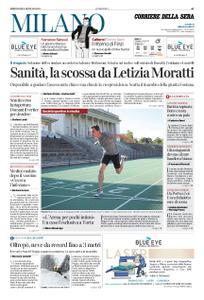Corriere della Sera Milano – 06 gennaio 2021