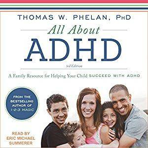 All About ADHD: A Family Resource for Helping Your Child Succeed with ADHD [Audiobook]