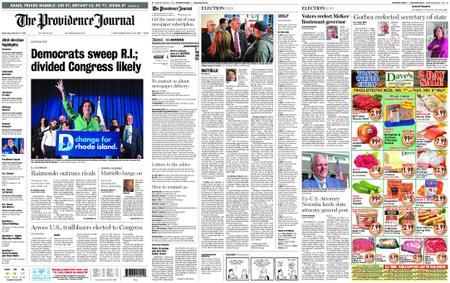 The Providence Journal – November 07, 2018