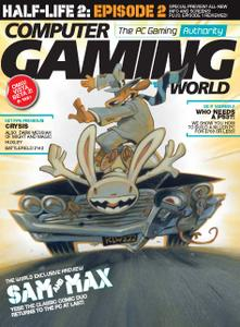 Computer Gaming World: August 2006