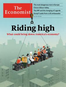 The Economist Middle East and Africa Edition – 13 July 2019