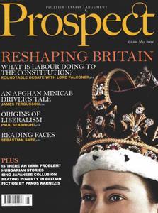Prospect Magazine - May 2004