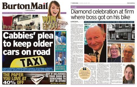 Burton Mail – January 07, 2021