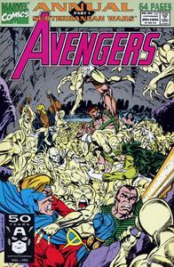 Avengers Annual 020 1991 MrWoodman