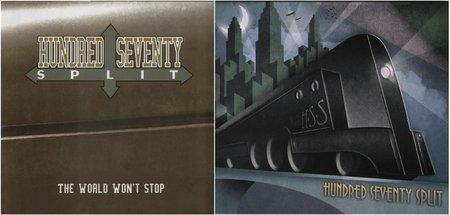 Hundred Seventy Split - The World Won't Stop (2010) + HSS (2014) Re-Up