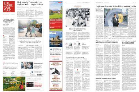 The Globe and Mail – September 25, 2018