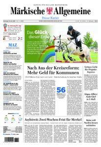 Märkische Allgemeine Dosse Kurier - 19. Juni 2018