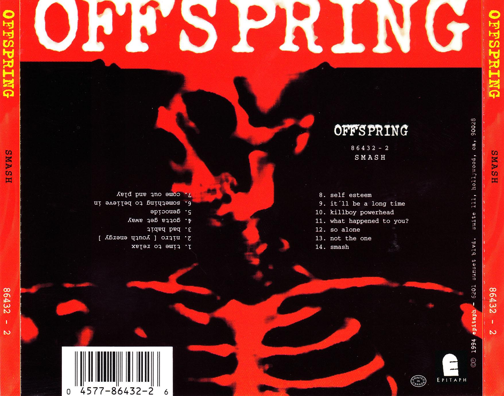 The Offspring - Smash (1994)