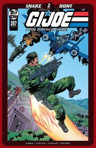 G I Joe-A Real American Hero 267 2019 Digital