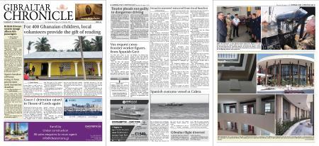 Gibraltar Chronicle – 08 August 2019