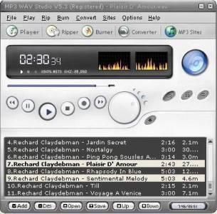 MP3 WAV Studio ver. 6.54.70320