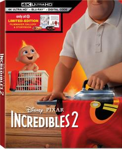Incredibles 2 (2018) [4K, Ultra HD]