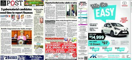 The Guam Daily Post – August 03, 2018