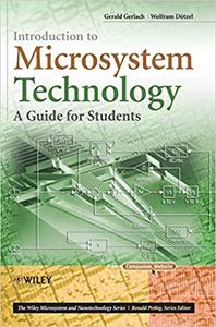 Introduction to Microsystem Technology: A Guide for Students (Repost)