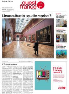 Ouest-France Édition France – 09 janvier 2021
