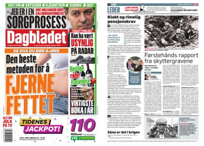 Dagbladet – 09. november 2018