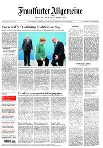 Frankfurter Allgemeine Zeitung F.A.Z. - 08. Februar 2018