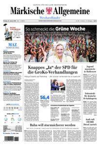 Märkische Allgemeine Westhavelländer - 22. Januar 2018
