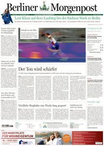 Berliner Morgenpost - 13 September 2021