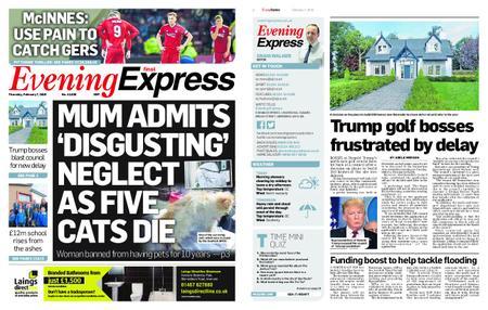 Evening Express – February 07, 2019