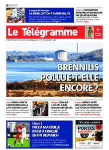 Le Télégramme Brest Abers Iroise – 14 mars 2021