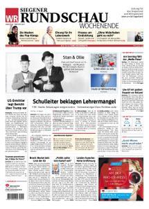 Westfälische Rundschau Siegen - 23. März 2019