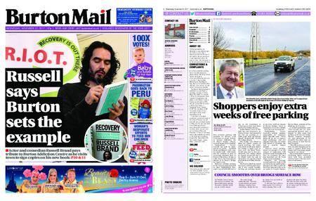 Burton Mail – November 22, 2017