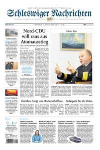Schleswiger Nachrichten - 22. Januar 2020