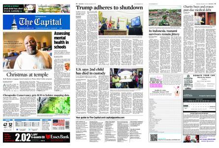 The Capital – December 26, 2018