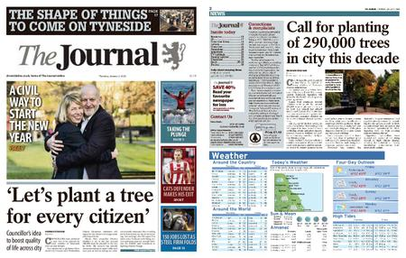 The Journal – January 02, 2020