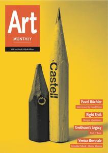 Art Monthly - June 2015   No 387