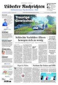 Lübecker Nachrichten Ostholstein Süd - 03. September 2019