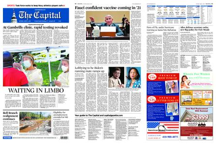 The Capital – August 01, 2020