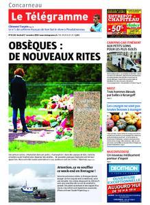 Le Télégramme Concarneau – 01 novembre 2019