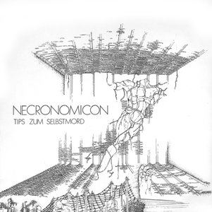 Necronomicon - Tips Zum Selbstmord (1972) DE Pressing - LP/FLAC In 24bit/96kHz