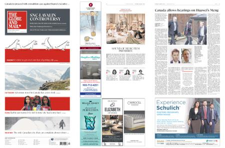 The Globe and Mail – March 02, 2019