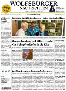 Wolfsburger Nachrichten - Helmstedter Nachrichten - 18. Juli 2019