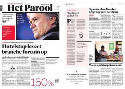 Het Parool – 04 januari 2018