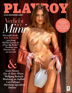 Playboy Germany - September 2021