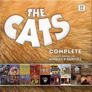 The Cats - The Cats Complete (2014) {CD 1-4, 19 CD Box Set, Limited Edition} Re-Up