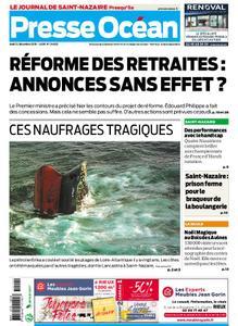 Presse Océan Saint Nazaire Presqu'île – 12 décembre 2019