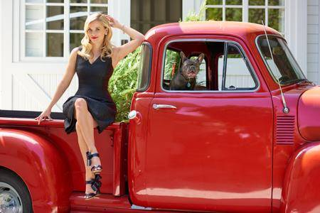Reese Witherspoon by Paul Costello for Draper James Holiday 2016 Collection