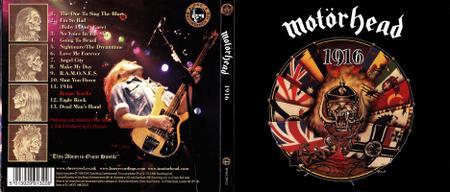 Motörhead - 1916 (1991)