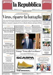 la Repubblica - 6 Ottobre 2020