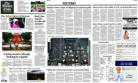 The Boston Globe – June 22, 2019